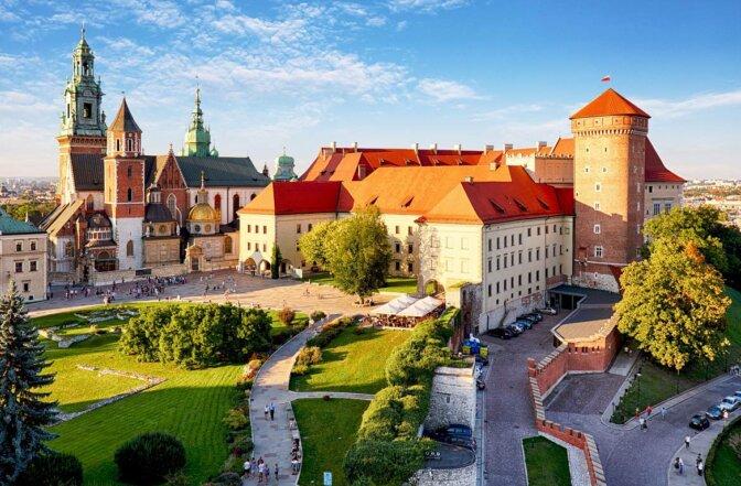 Sufity napinane w Krakowie