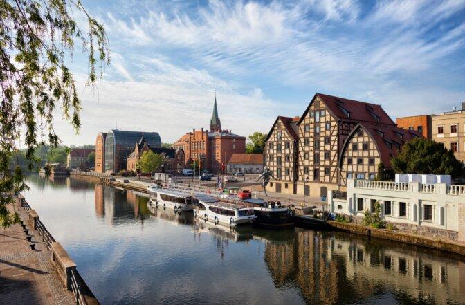 Sufity napinane w Bydgoszczu