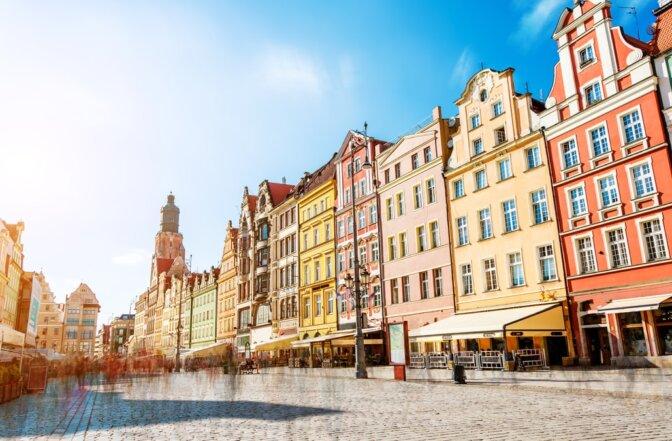 Sufity napinane we Wrocławiu