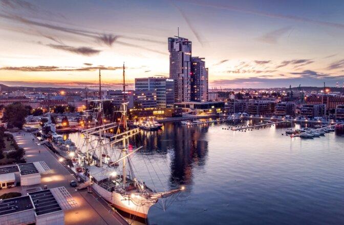 Sufity napinane w Gdyni